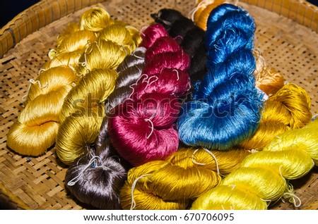 silk thread #670706095