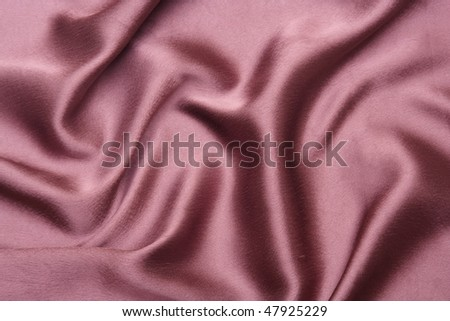 Silky purple satin for backgrounds