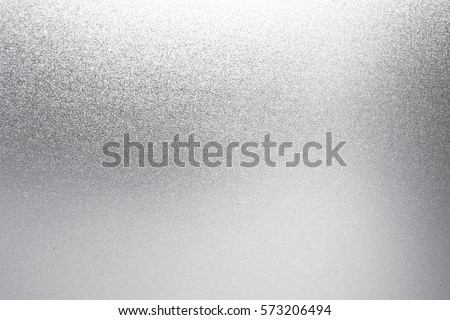 Photo of  Silver background texture. Silver foil christmas