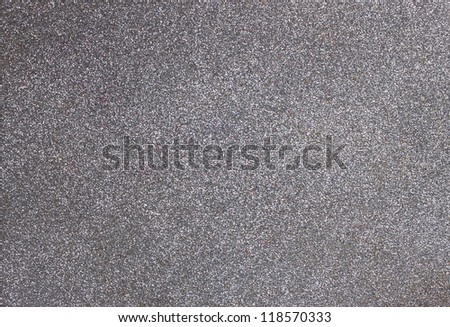 silver background with copy space