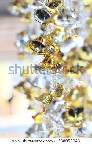 Silver bell, gold bell, bell