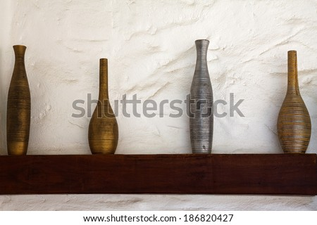 silver bottle metal