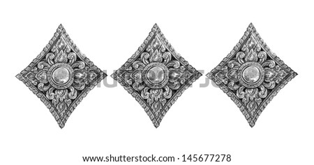 Handicraft Silver Silver Flower Art Handicrafts