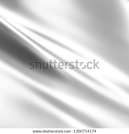 Silver foil texture background. Silver Background, Silver Texture, Silver Gradient background, Foil background, Shiny and metal steel gradient.