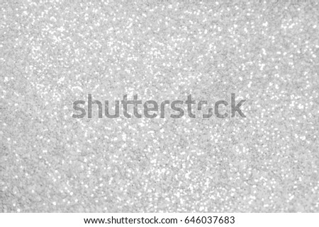 silver glitter texture christmas abstract background