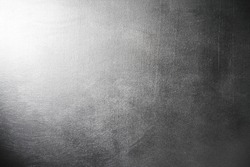 Silver gray grunge texture. Dramatic light background