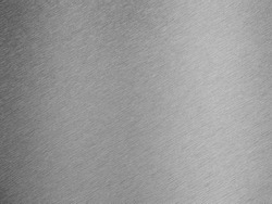 Silver gray metallic texture background