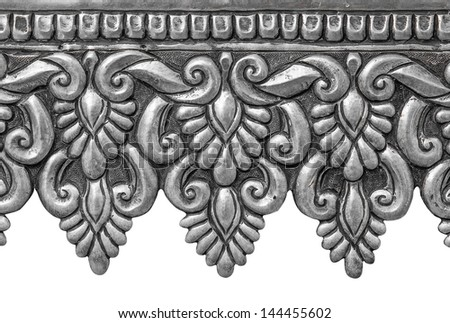 Handicraft Silver Silver Handicrafts of Lanna