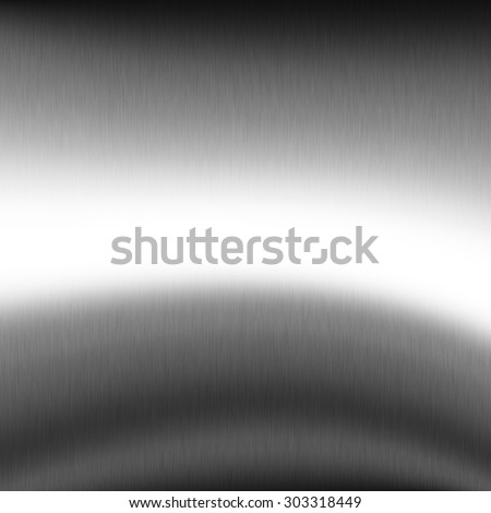 silver metal texture chrome background