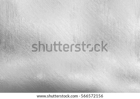Silver painted background