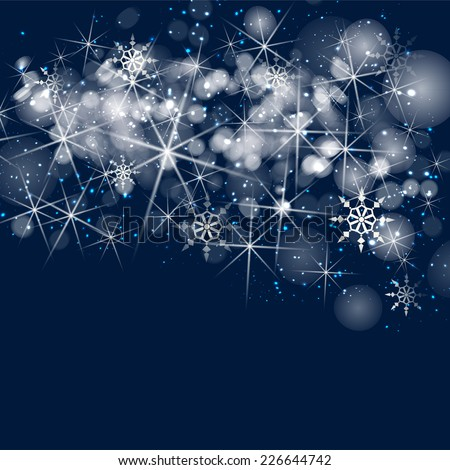 Silver sparkle glitter background. Sparkling flow background.