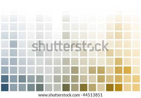 Simple and Clean Block as Abstract Background - stock photo