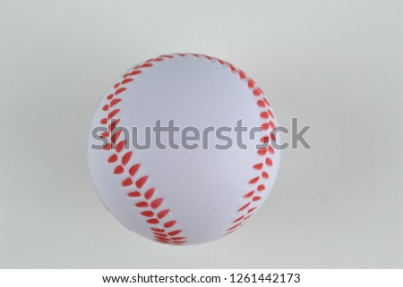 Simple Baseball Picture
