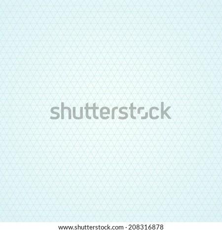 Simple blue pattern