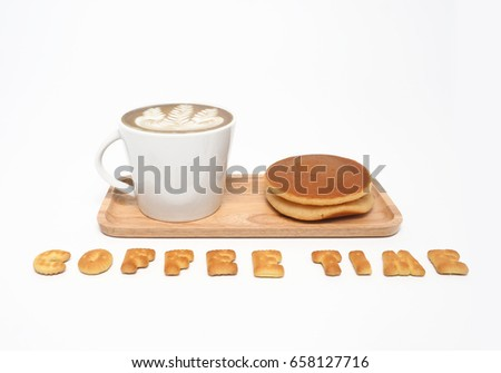 Dorayaki on wooden background Images and Stock Photos - Page: 3