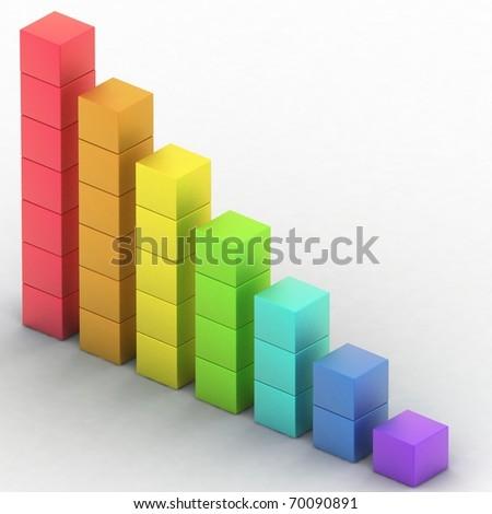 simple diagram of simple diagram of even decline