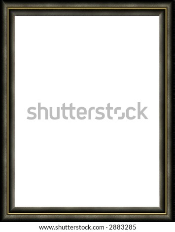 simple frame - stock photo