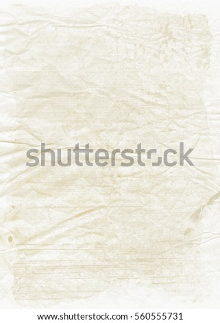 Simple paper background. Old torn paper background. Paper texture. - Shutterstock ID 560555731