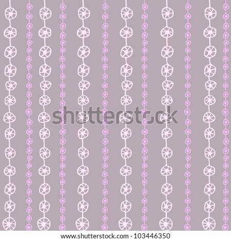 Simple pink seamless background with vertical pattern.