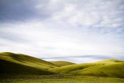 Simple Scenic Landscape