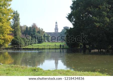 Simplon Park Milano , Milano Park #1218434836