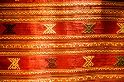 Sin Kerb Cloth at Chai Buri Province, Lao.