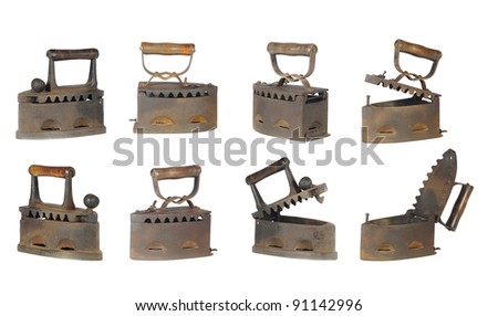 Since last century an iron from different parties