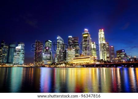 Singapore City #96347816