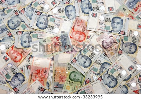 Singapore Dollar Picture on Singapore Dollars Stock Photo 33233995   Shutterstock