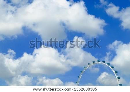 Singapore Flyer, Singapore #1352888306
