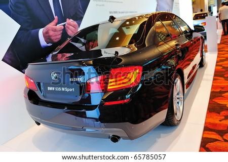 Bmw 535i M Sport. 14: BMW 535i M Sport Sedan