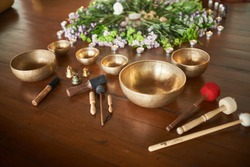 Singing bowls (also known as Sound Bowls, Tibetan Singing Bowls, Rin gongs, Himalayan Bowls and Suzu Gongs) which are used worldwide for meditation, music, relaxation, and personal well-being.