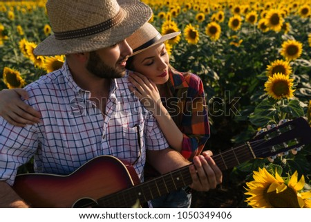 Singing songs to her #1050349406