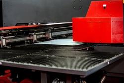 Single AC servo drive turret punch presses