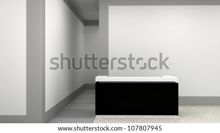 single counter in abstract interior