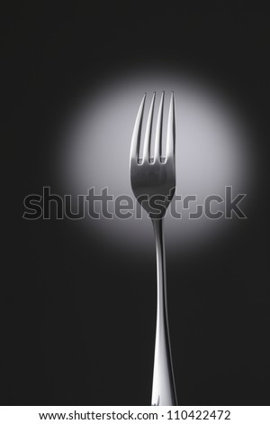 single object of the fork