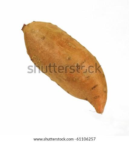 Single Sweet Potato