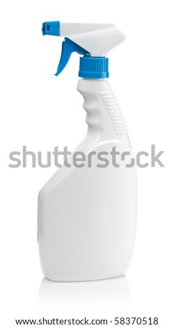 single white spray