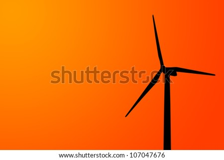 single wind turbine generator