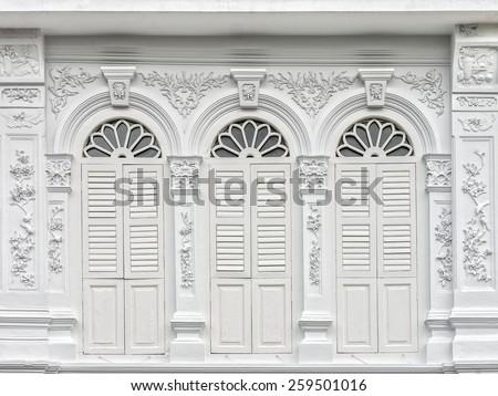 sino portuguese architecture of ...