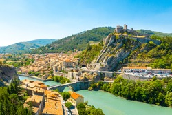 Sisteron is a commune in the Alpes-de-Haute-Provence department in the Provence-Alpes-Côte d'Azur region in southeastern France