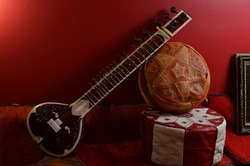 Sitar, Traditional Indian Music instrument