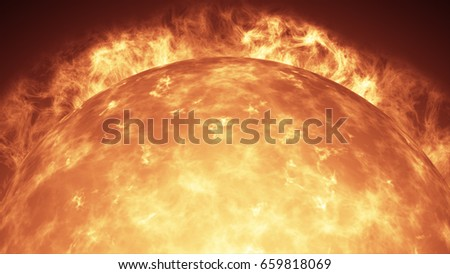 sitting down blazing sun on a black background, solar system, Astronomy, sun star burning and blazing in space planet, Astrophysics Wallpaper, Sun Storm