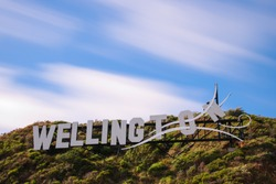 Situated at the southern end of the North Island, Wellington, New Zealand, was recently named
