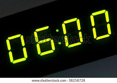 Clock Digital