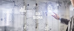Six Sigma. Management concept aimed at improving the quality of work of an organization or a separate unit.
