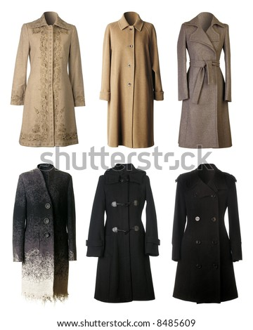 Womens Long Sleeve Slim Trench Double Breasted Coat Jacket Outwear EFFU Sales