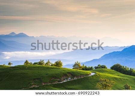 Sixty stone mountain, Hualien ,Taiwan - Shutterstock ID 690922243