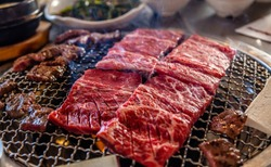 Sizzling Korean BBQ