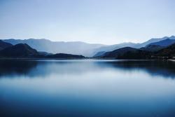 Skadarsko jezero, Montenegro. Beautiful landscape